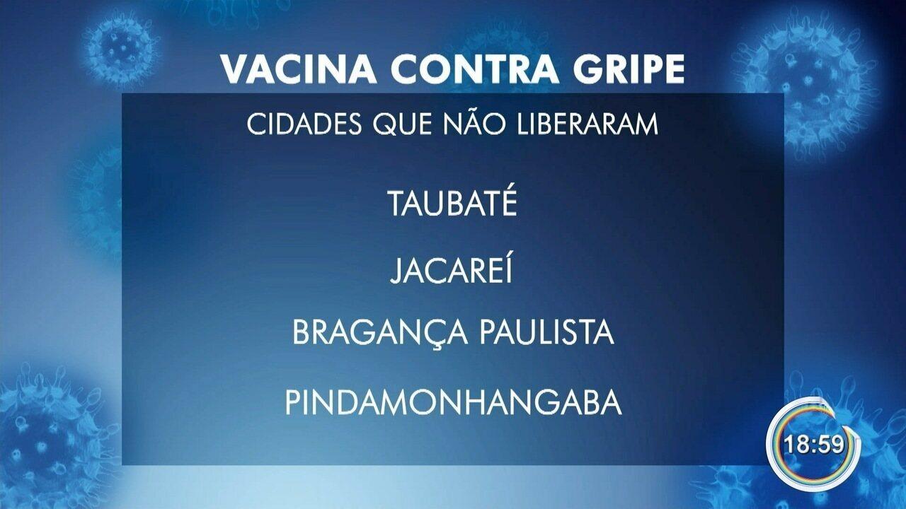 Moradores de São José tentam tomar vacina contra gripe e não conseguem