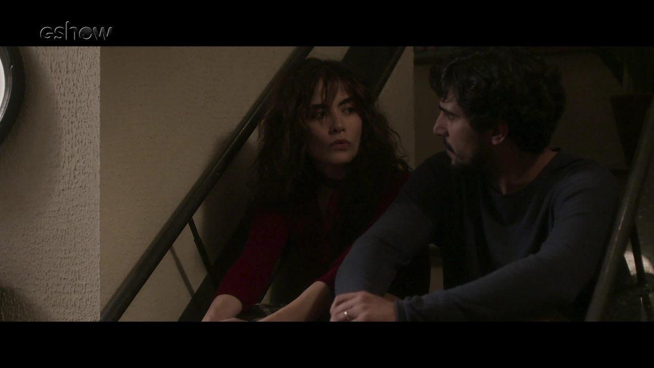 Resumo de 5/6: Rimena fica furiosa ao saber que Renato viu Alice