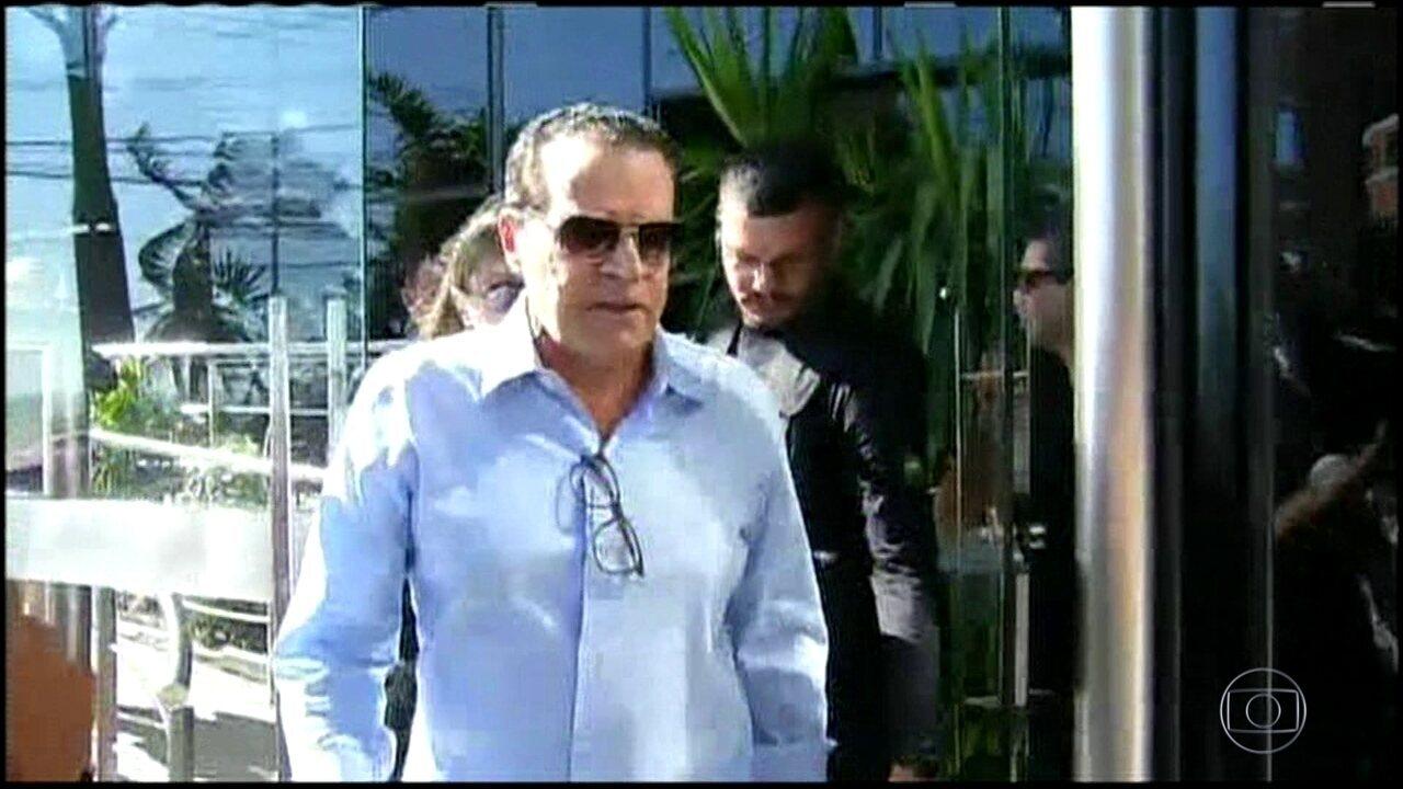 Ex-ministro e ex-presidente da Câmara Henrique Eduardo Alves é preso