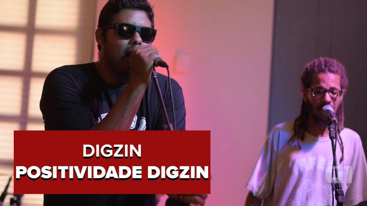 DigZin - Positividade DigZin (no Som Nascente)