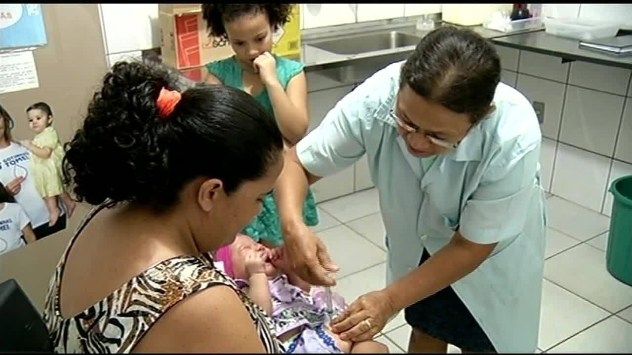 Procura pela vacina da gripe é baixa em Gurupi