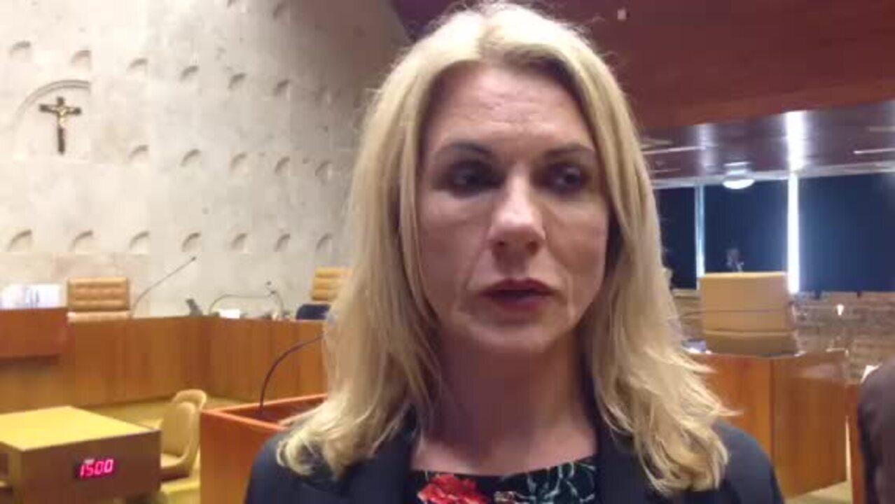 'Estou fazendo história', diz primeira advogada transexual a subir à tribuna do STF