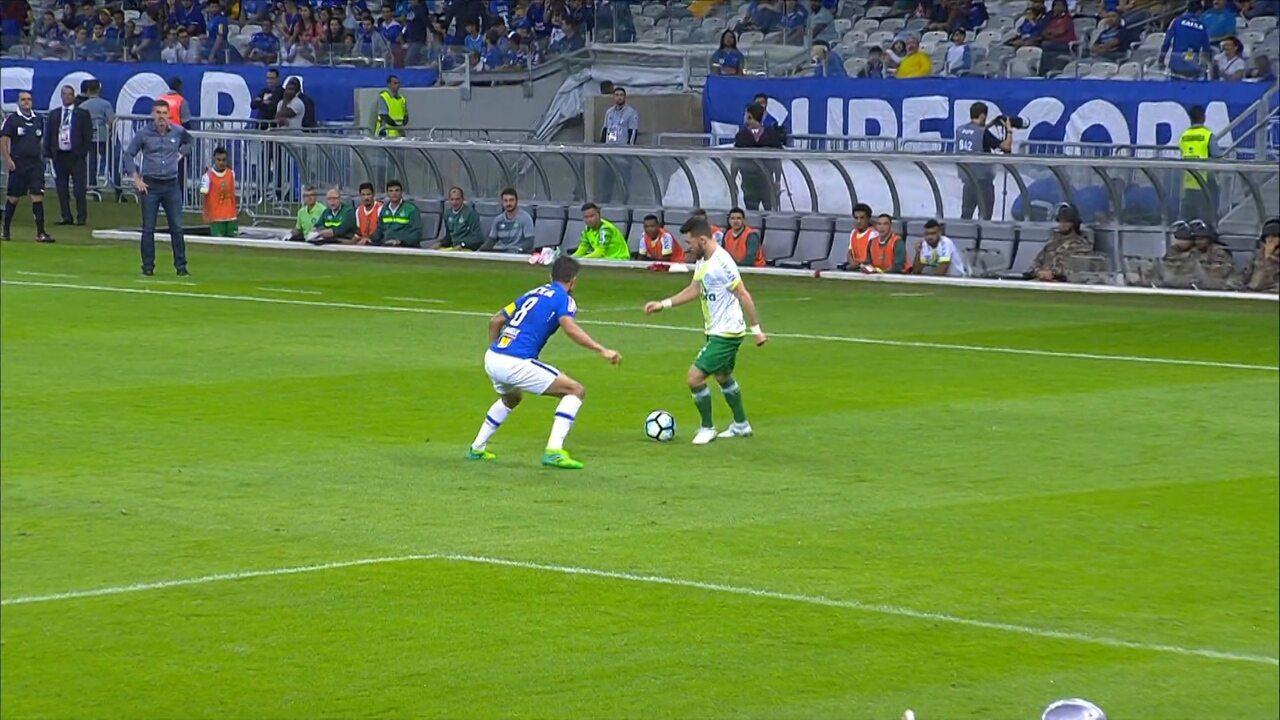 Melhores momentos de Cruzeiro 0 x 2 Chapecoense
