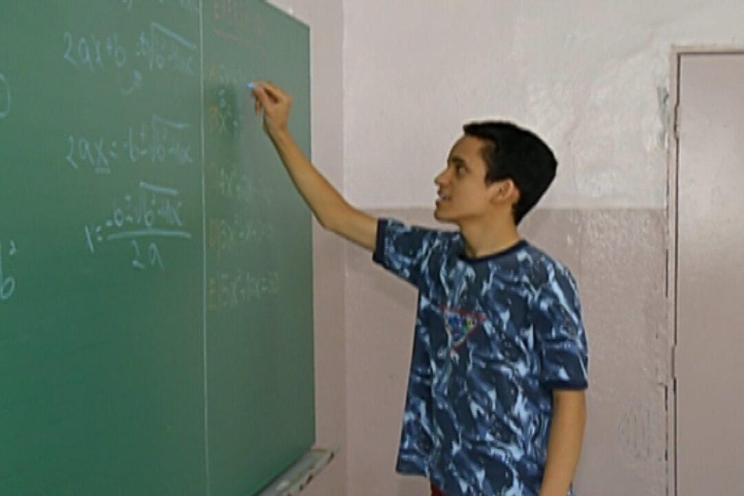 Projeto muda aulas de matemática de estudantes de Santa Isabel