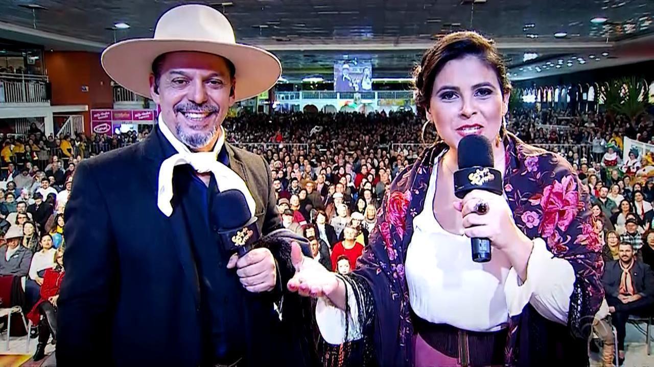 Confira as atrações do 'Galpão Crioulo' deste domingo (11)