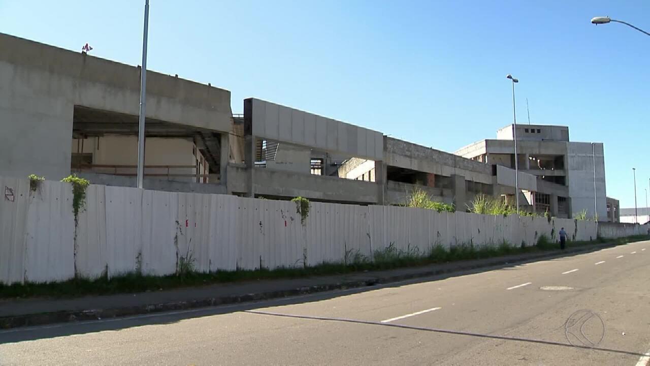 Governo de Minas admite não ter recursos para finalizar Hospital Regional em Juiz de Fora