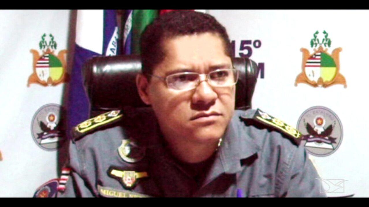 Tenente-coronel da PM matou a mulher e depois tira a própria vida, no Maranhão