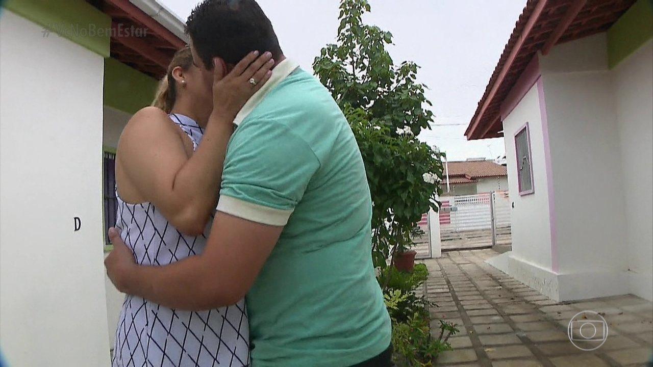 Casais mostram como o amor pode vencer as dificuldades