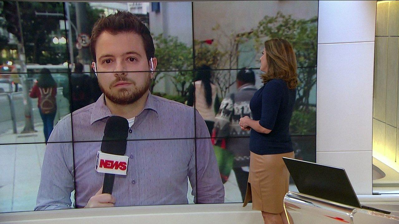 Áudio mostra conversa de funcionários da Prefeitura da SP e dois diretores de empresa