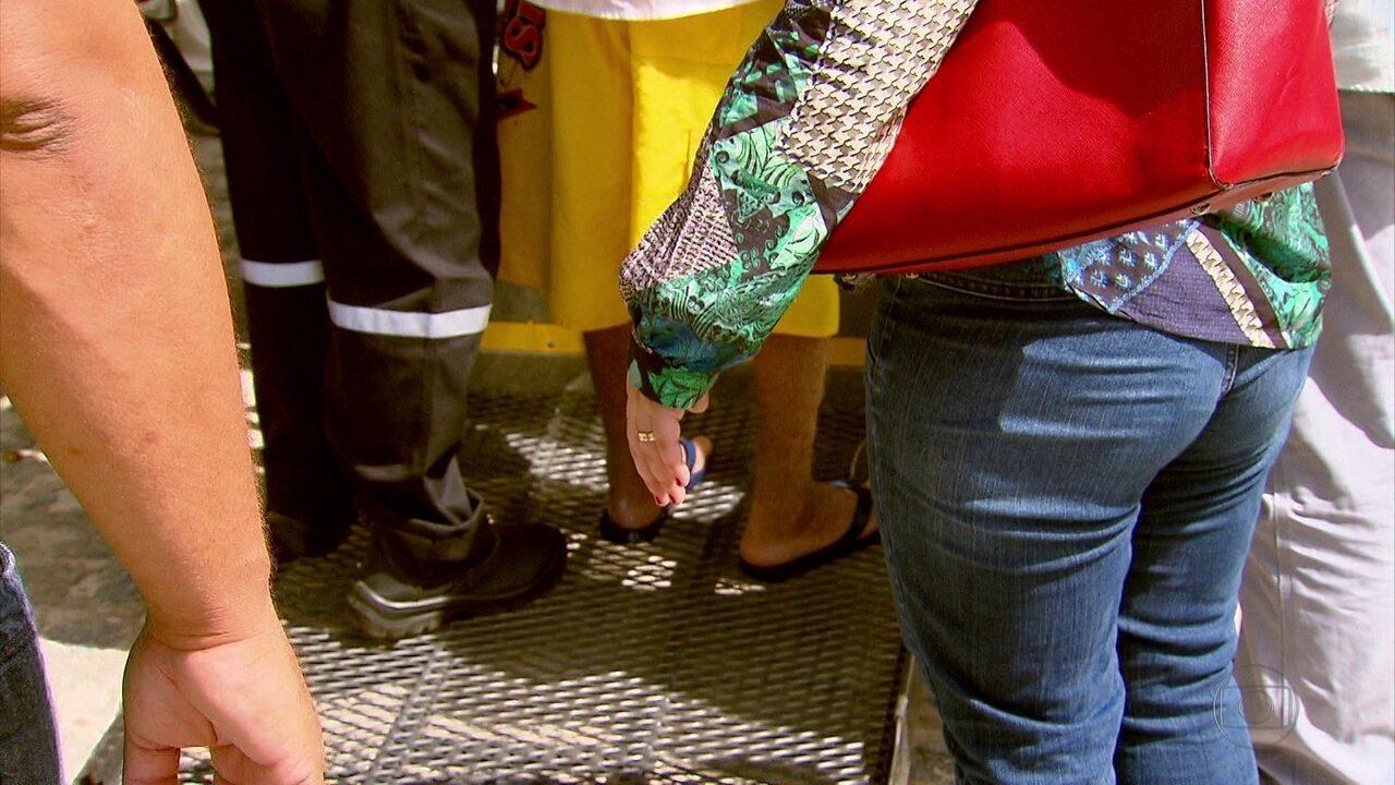Idosos são transferidos de abrigo particular no Grande Recife