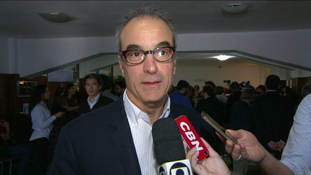 'É uma perda inestimável', diz João Roberto Marinho sobre a morte de Jorge Bastos Moreno