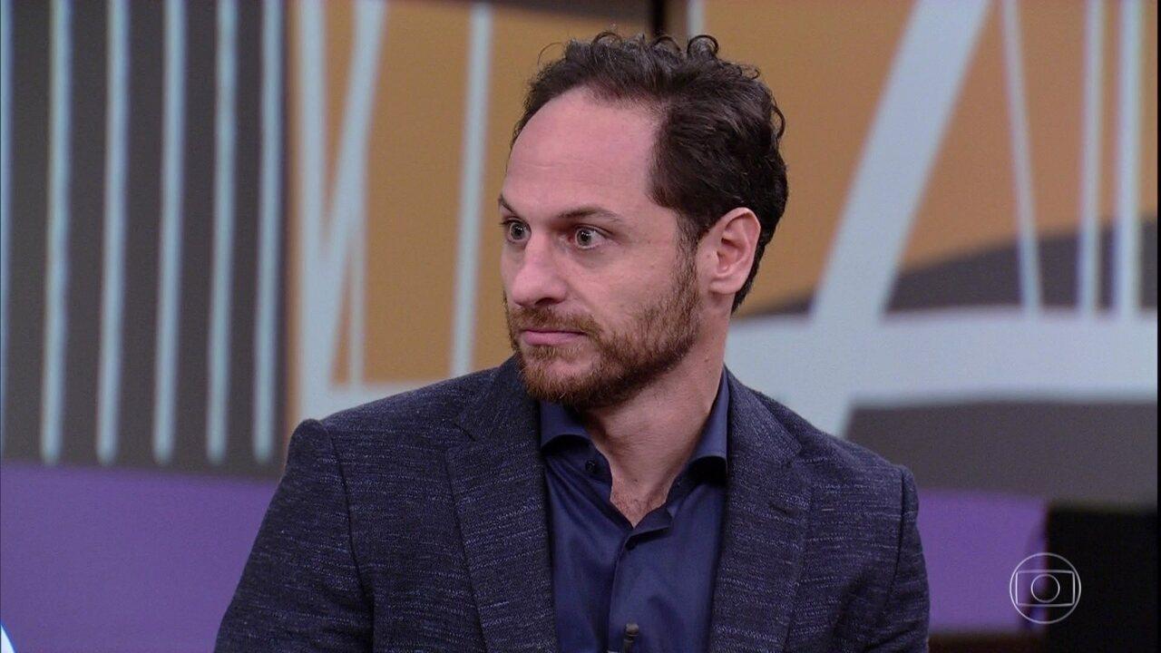 David Feldman fala sobre o seu documentário