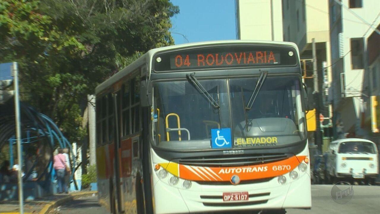 Análise diz que sistema de transporte público está deficitário em Varginha (MG)