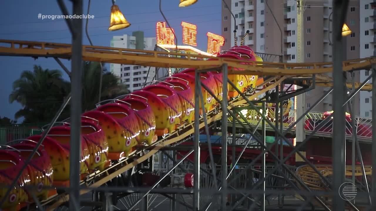 Aerografia! Conheça a beleza das artes dos parques de diversões