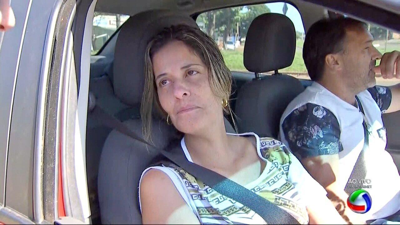 Empresária que ficou desaparecida por dois dias recebe alta médica em MS