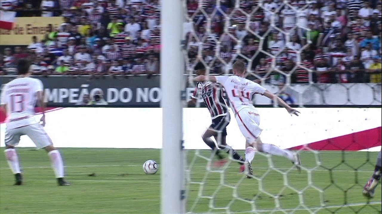 Melhores momentos de Santa Cruz 0 x 0 Internacional pela 8ª rodada da Série B