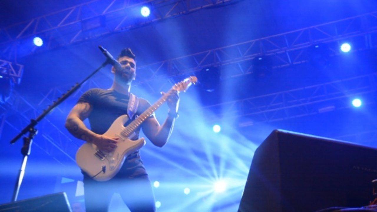 Gusttavo Lima se apresentou neste sábado, 17, em Porto Velho