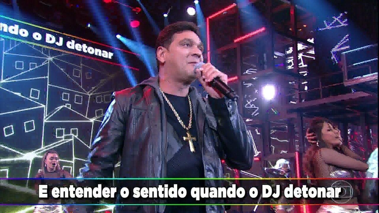 Bob Rum canta: 'Rap do Silva'