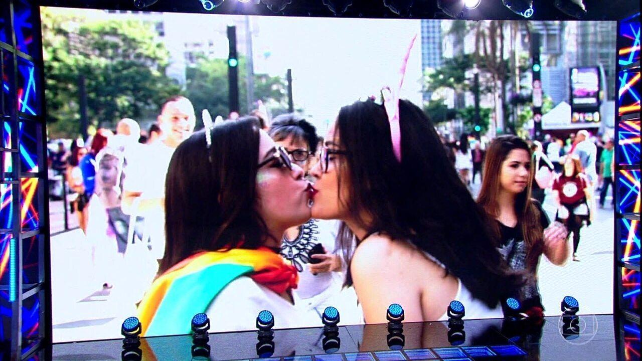 São Paulo recebeu a 21º Parada LGBT