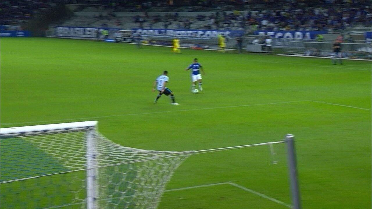 3f3a42287e Melhores momentos  Cruzeiro 3 x 3 Grêmio pelo Brasileirão 2017