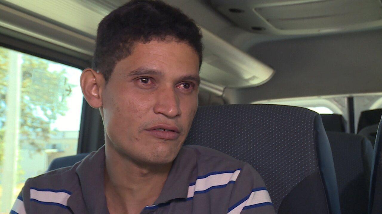 Vendedor de balas em Palmas, Danilo Silva participa do 'Lar Doce Lar'