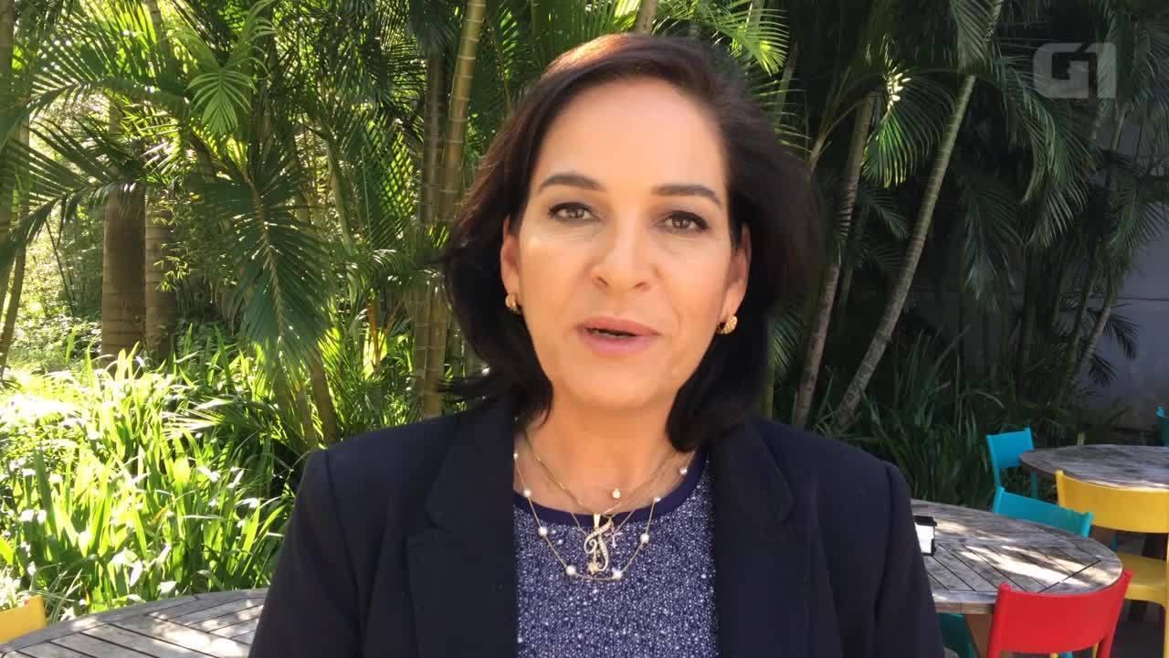 Nutricionista Tânia Rodrigues fala da importância de variar alimentos