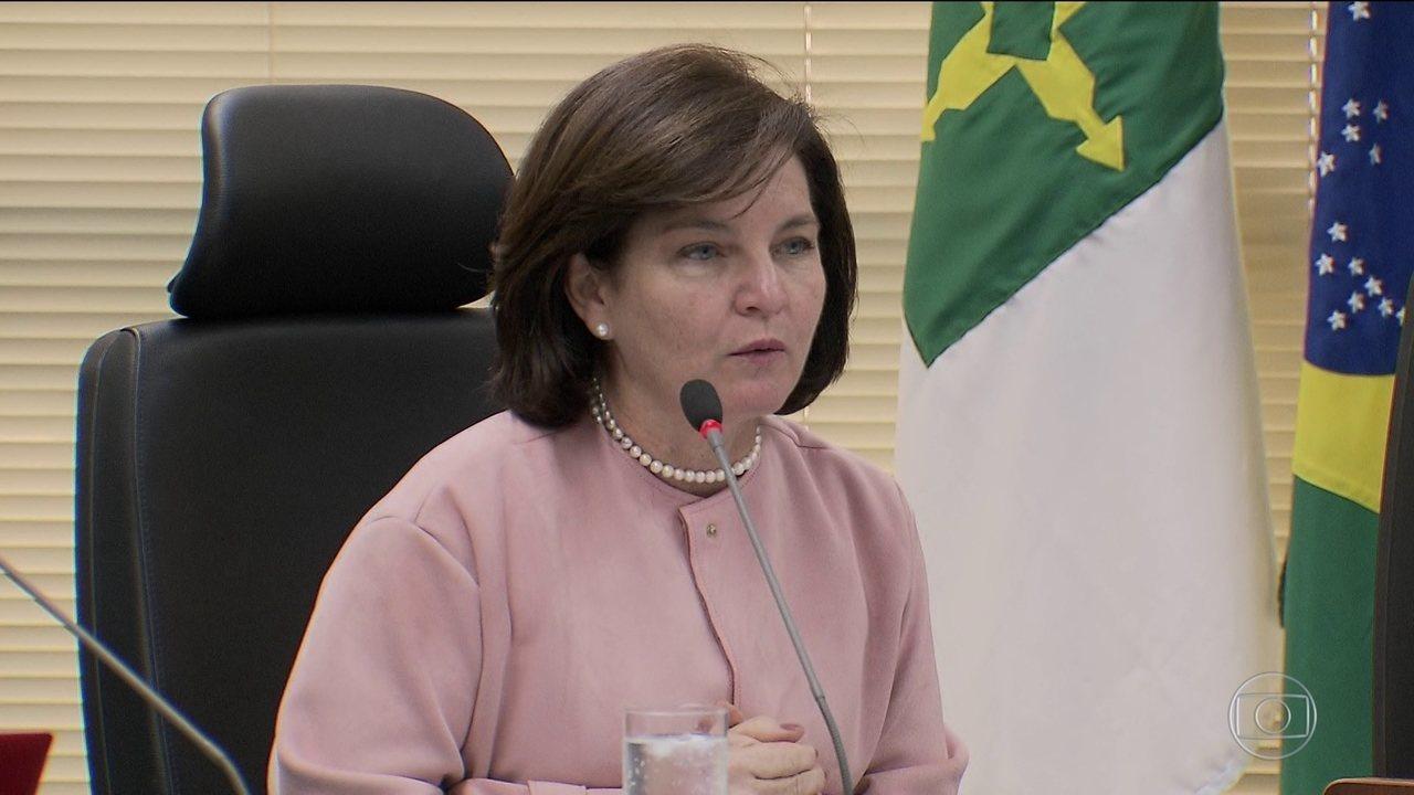 Temer anuncia Raquel Lodge como nova procuradora-geral da República