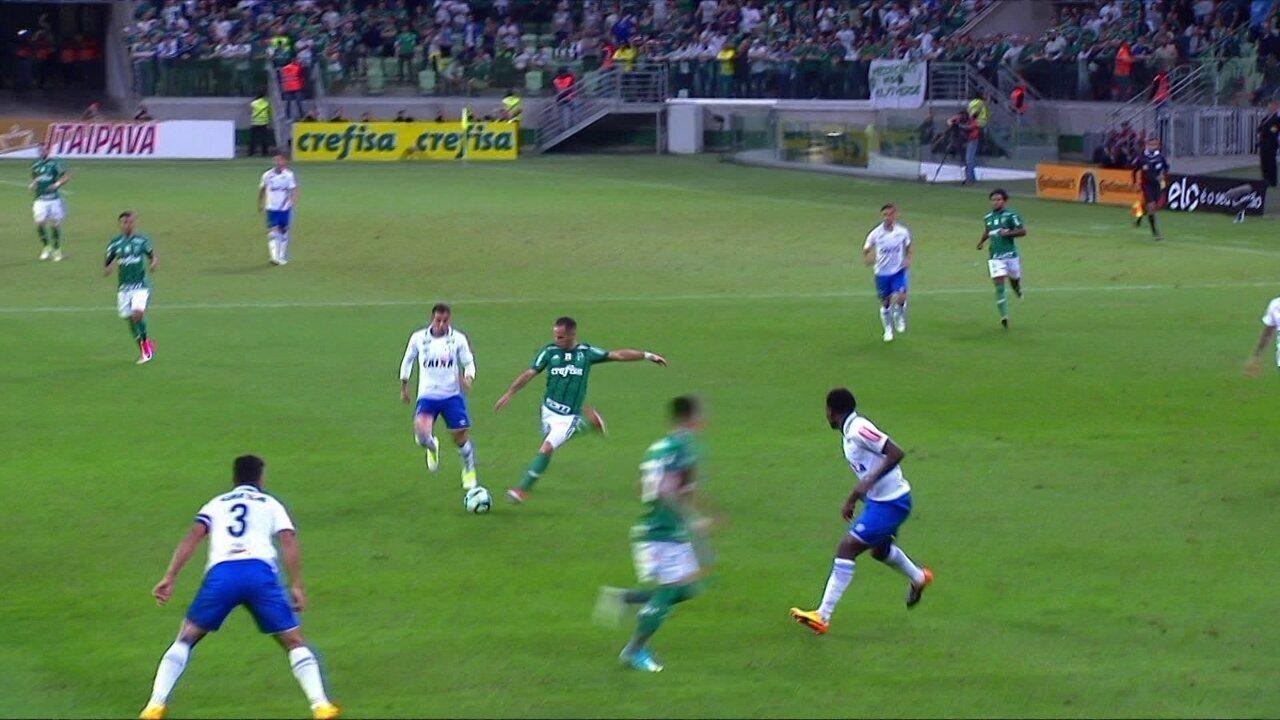 Melhores momentos de Palmeiras 3 x 3 Cruzeiro pela Copa do Brasil