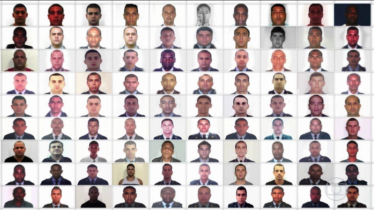 Operação contra corrupção policial no RJ prende 66 PMs e 24 traficantes