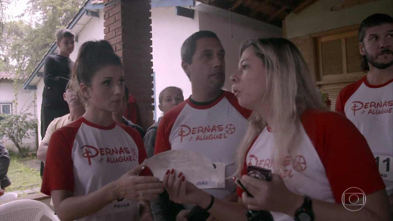 Paula Fernandes também está em Campinas