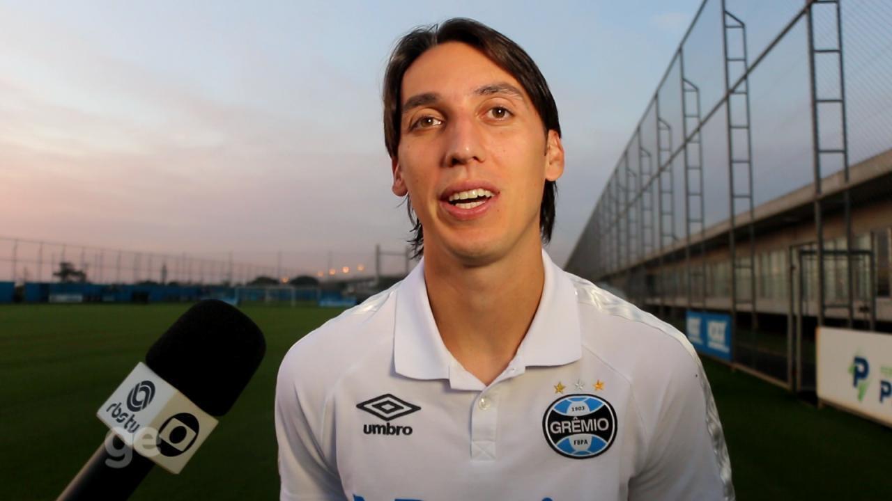 6ec4a7287f Geromel fala sobre boa fase no Grêmio