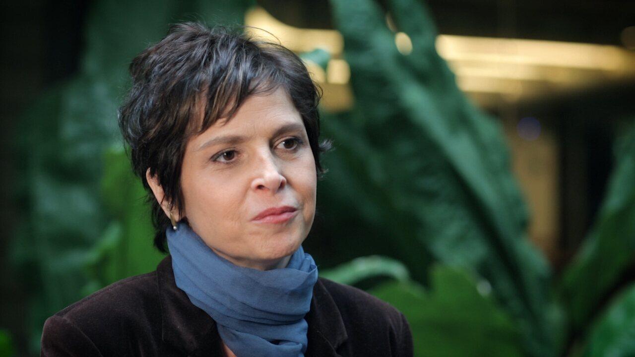 Drica Moraes fala sobre Angélica, em 'A Fórmula'