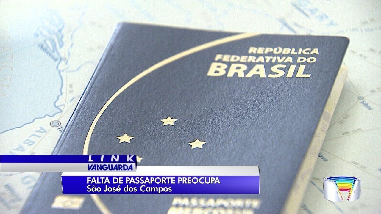 Suspensão da emissão de passaportes causa apreensão em moradores de São José