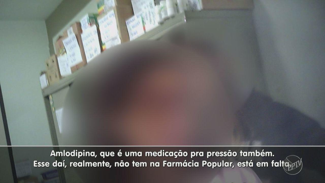 Centro de Referência de DST/Aids de Campinas tem medicamentos em falta e más condições
