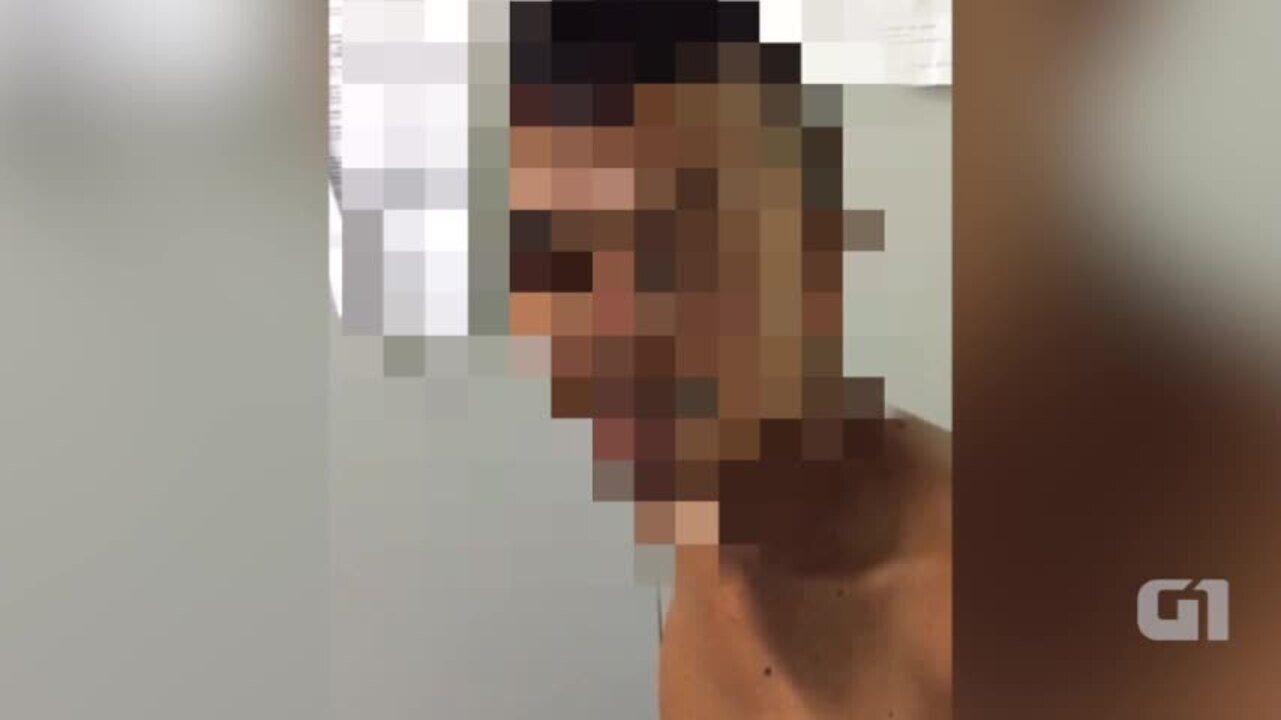 Preso, suspeito fala como aconteceu homicídio na Zona Norte de Teresina
