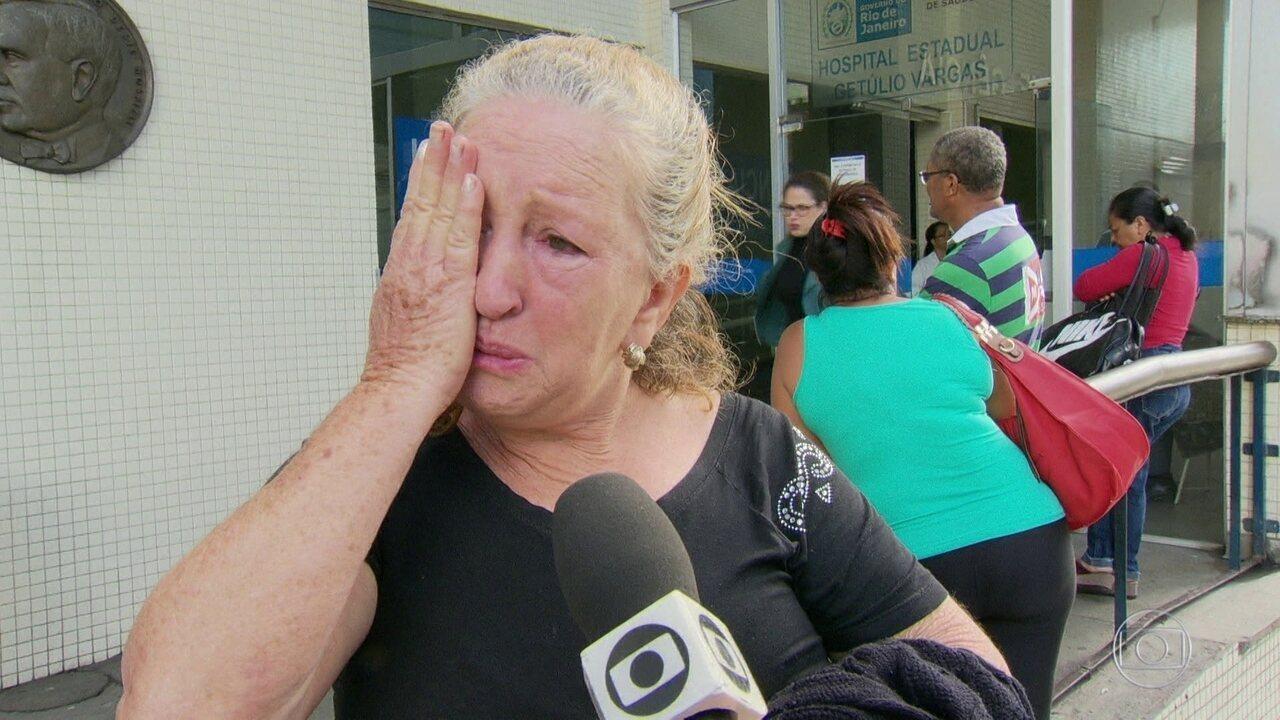 Médicos são demitidos do Hospital Getúlio Vargas e pacientes se desesperam sem atendimento