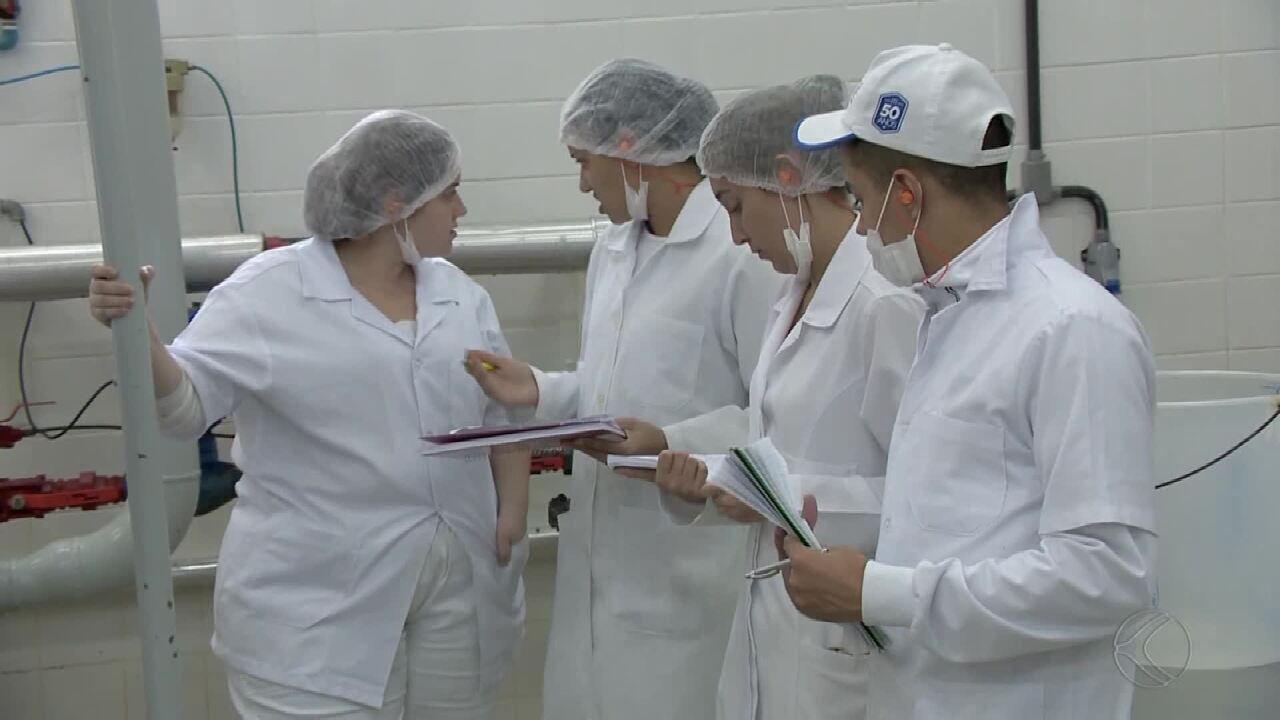 Minas Láctea discute qualidade do leite em Juiz de Fora em 2017