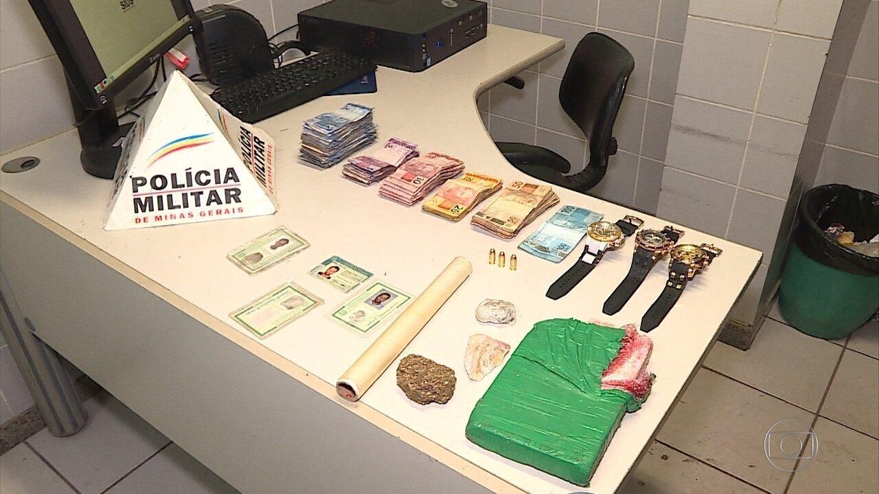 Suspeito de participar de tiroteio em baile funk é preso em Belo Horizonte