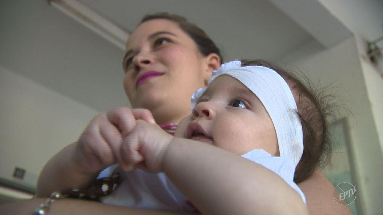 Rede pública de Campinas registra falta de doses da vacina pentavalente