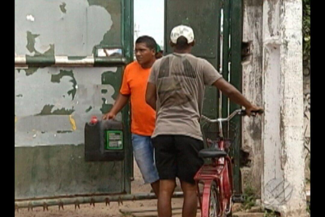 Embargado pela justiça, Porto Brilhante continua funcionando irregularmente
