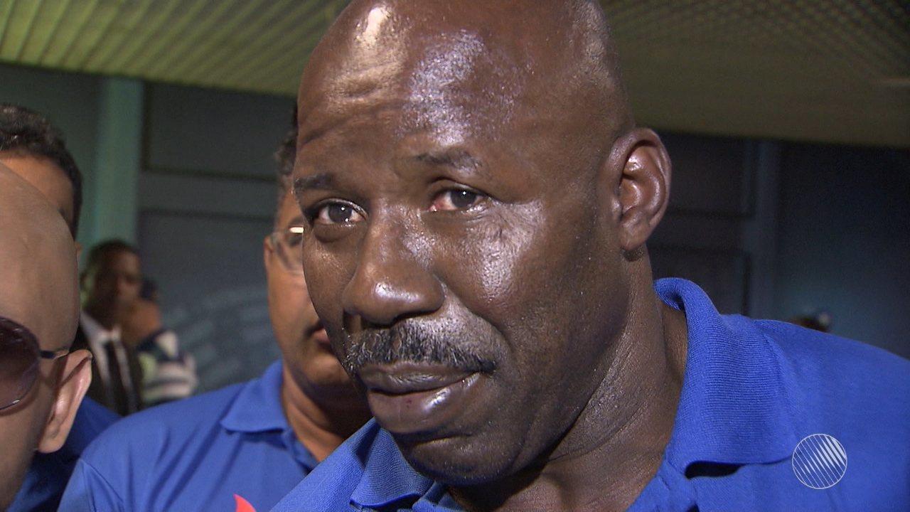 Ex-pugilista Reginaldo 'Holyfield' é nomeado pela prefeitura como gestor de projetos
