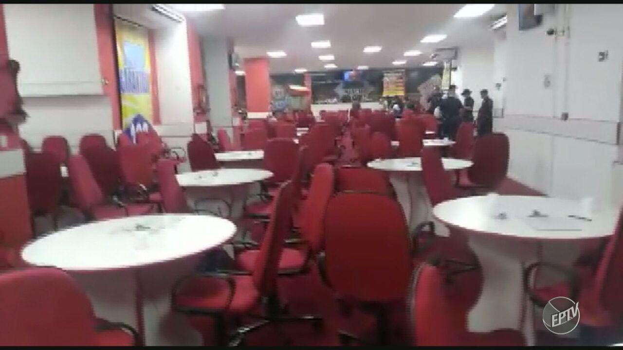 Bingo clandestino é fechado pela terceira vez pela Guarda Municipal de Campinas