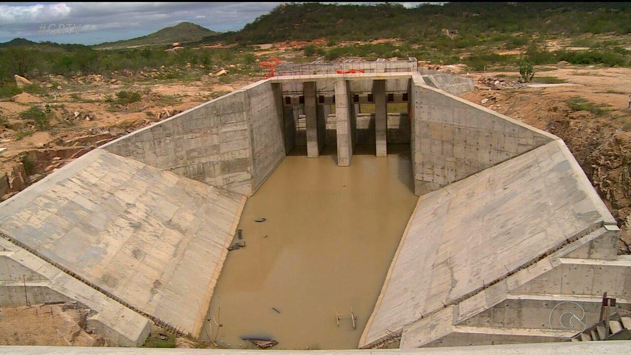 Obras de transposição do Rio São Francisco ainda não foram retomadas