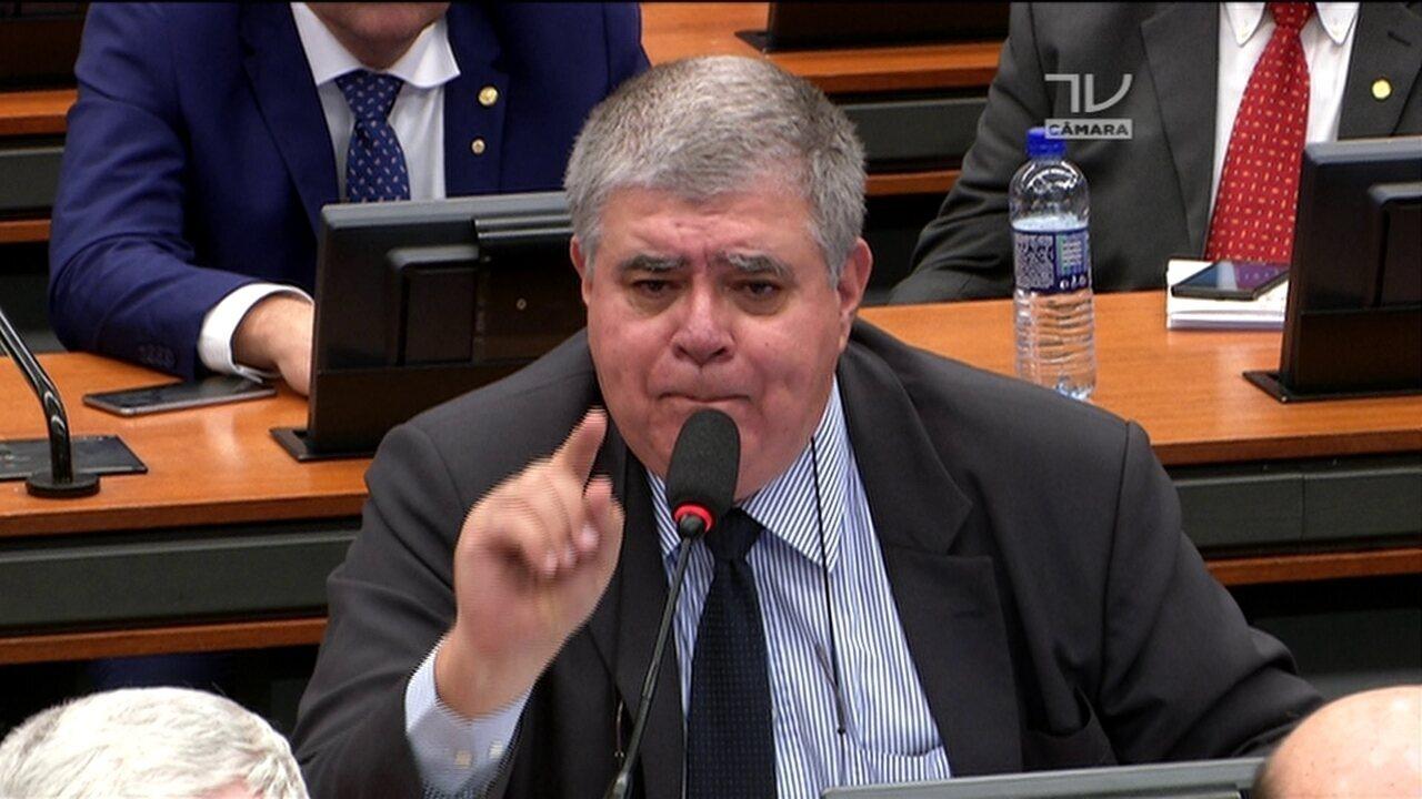CCJ: Carlos Marun (PMDB-MS) fala sobre denúncia contra Michel Temer