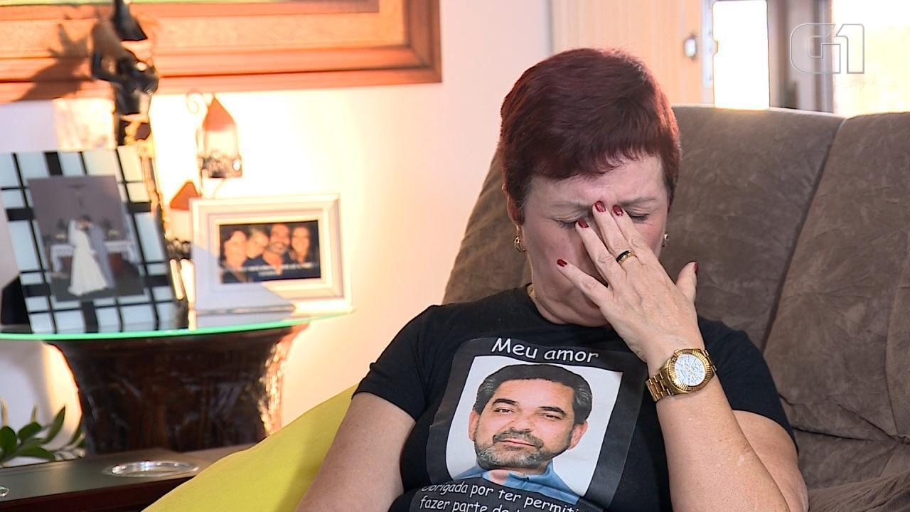 Esposa de vítima da tragédia da TAM relembra dia do acidente 10 anos depois