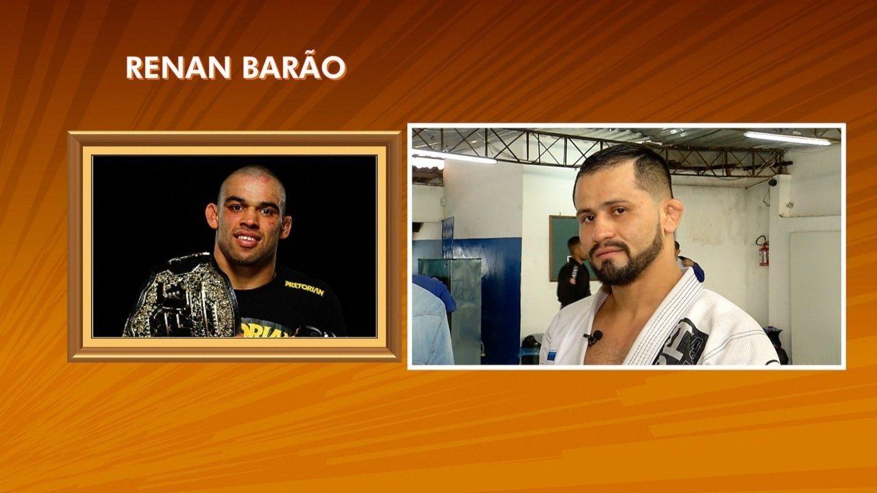 Retrato Revelado: lutador Jussier Formiga fala sobre Renan Barão