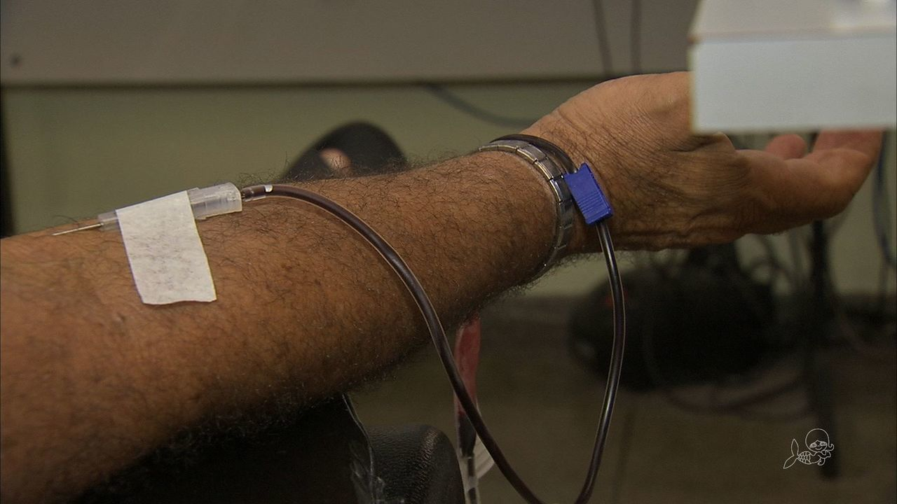 Sangue raro doado por cearense salva vida na Colômbia