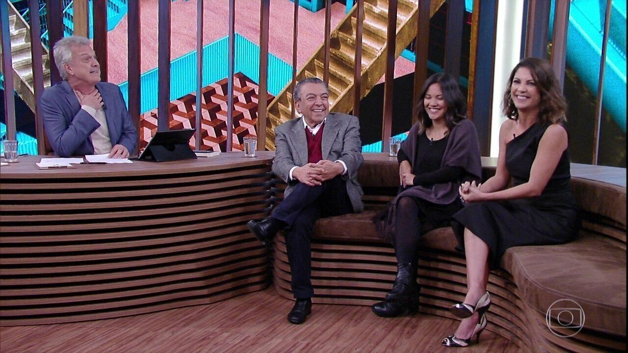Thalita Rebouças fala sobre influência de Mauricio de Sousa em seu trabalho