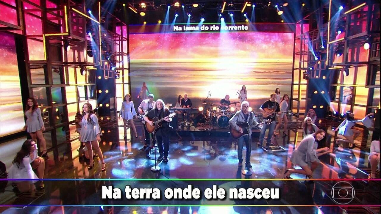 Sá & Guarabyra cantam 'Roque Santeiro'