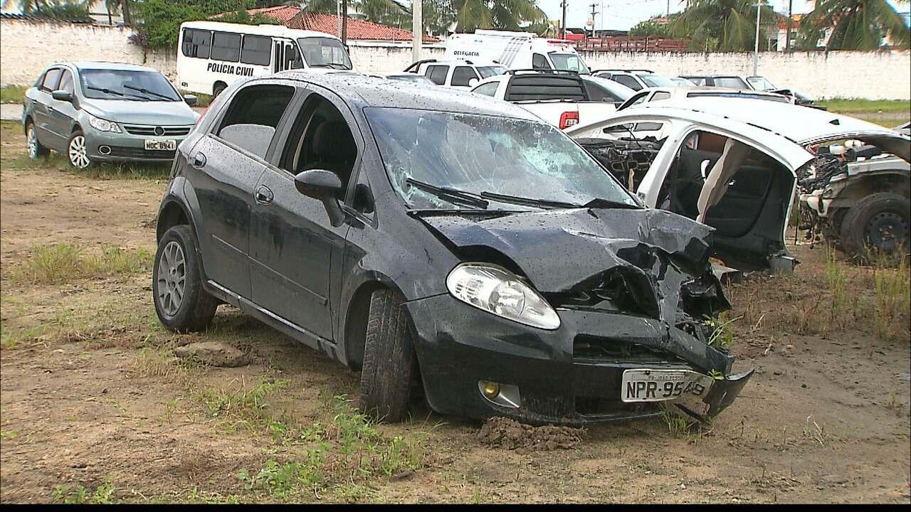 Motociclista morre em acidente em Mangabeira, em João Pessoa